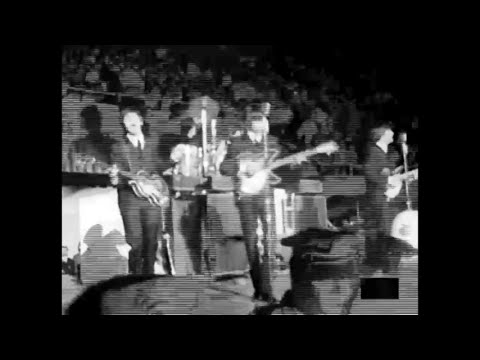 (Synced) The Beatles - Live At The Las Vegas Convention Center - August 20th, 1964