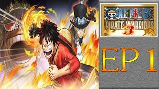 [🎮🔴LIVE ] One Piece Pirate Warriors 3 - ตอนที่ 1 (จบสตรีม 5 ทุ่มครึ่ง)