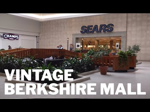 Vintage Berkshire Mall Walkthrough Wyomissing PA