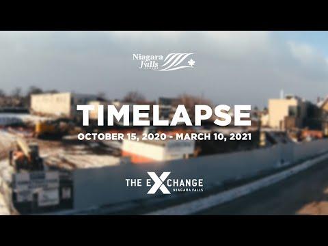 Timelapse October 2020 - March 10, 2021