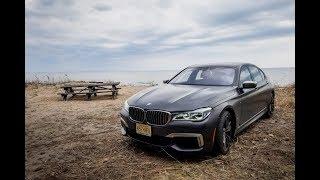 New BMW M760Li XDrive V12 2018 POV Review - Test Drives - CarBest