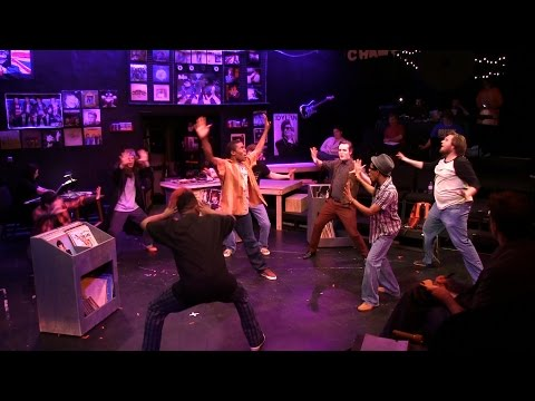 UM presents Alabama Premiere of High Fidelity: A Musical
