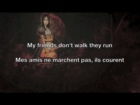 Mad Hatter - Melanie Martinez Lyrics English/Français