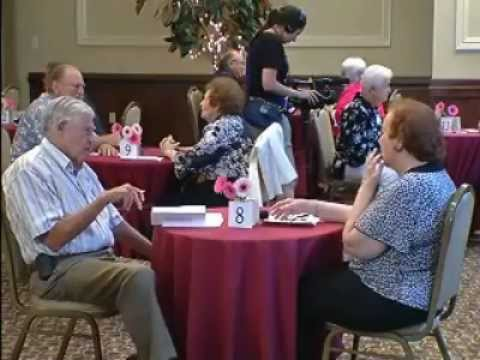 Rochester Speed Dating For Senior Citizens, A Big Hit.mov