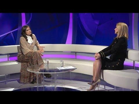 Večernji studio: Gost Amra Silajdžić Džeko (12.11.2018.)