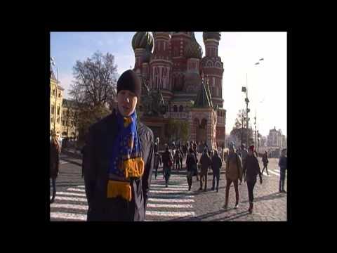 Обращение москвичей к украинцам перед выборами в Верховную Раду  Красная площадь  2014