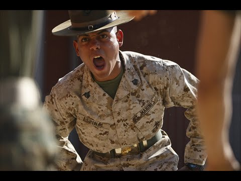 United States Marine Corps Recruit Training - Parris Island Boot ...