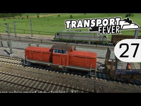 Transport Fever - Achievments [Industrialist Hard] - Last Continent - 27