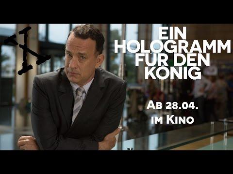 EIN HOLOGRAMM FÜR DEN KÖNIG | Trailer (XV) german - deutsch [HD]