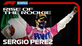 Sergio Perez: The Story So Far | Rise of the Rookie | Aramco