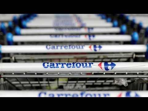 Carrefour boosted by at-home dining