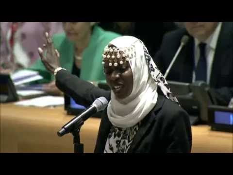 Poem read by Emi Mahmoud (award-winning Sudanese spoken word artist) on education
