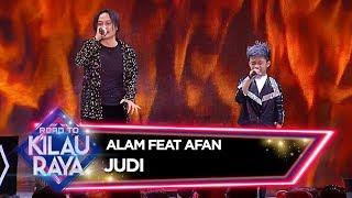 HOREEYAAA! Alam feat Afan JUDI - Road To Kilau Raya 23/2
