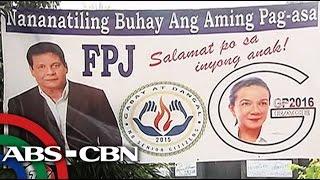 Kaarawan ni FPJ, nagmistulang kampanya para kay Grace