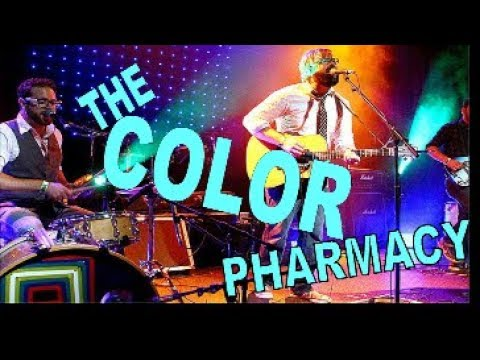 { Indie Rock } THE COLOR PHARMACY   SEAFORM SHARK