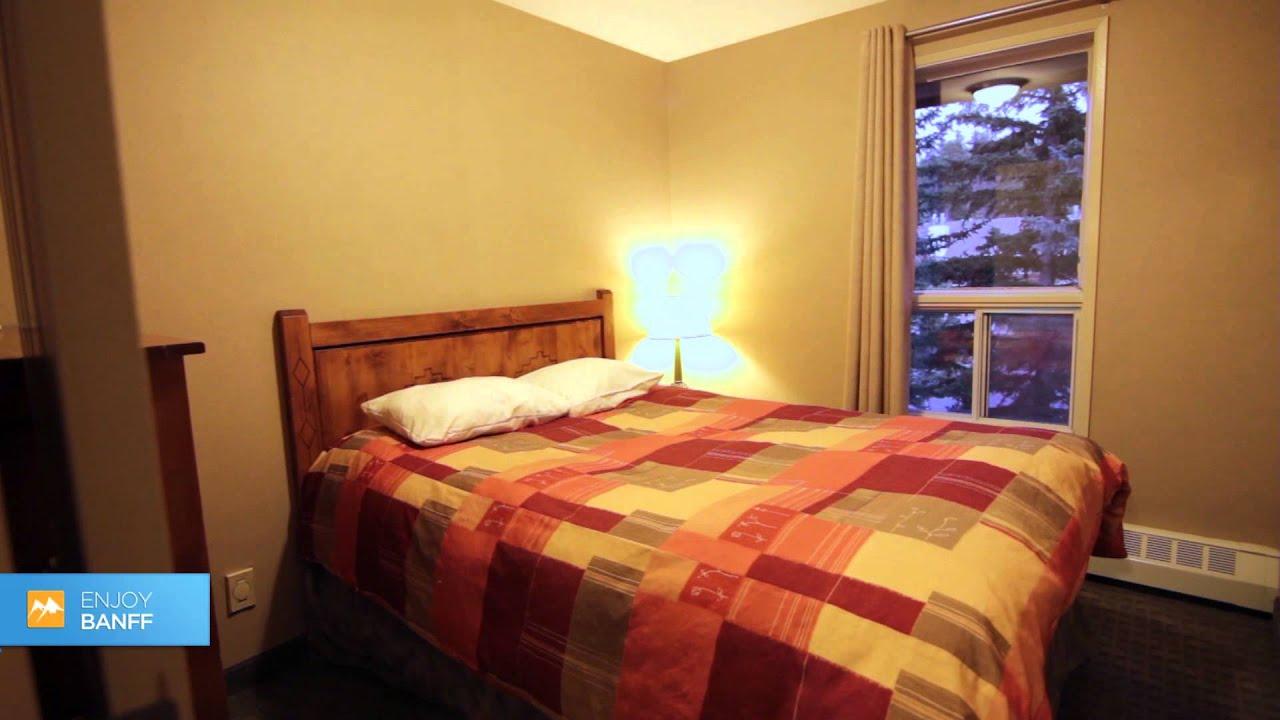 Banff Rocky Mountain Resort Two Bedroom Condo Youtube