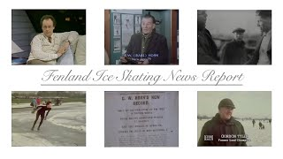 Fenland Ice Skating News Report (Cyril