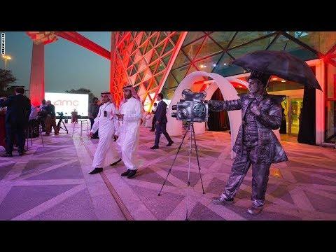 ما وراء كواليس أول عرض سينمائي في السعودية  - نشر قبل 19 ساعة