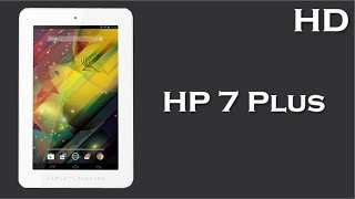 HP 7 Plus Price Specification Review, 1.0 Ghz Quad Core Processor, 1GB RAM, 2500 mAh Battery