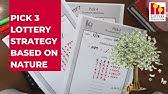 Lucky Pick 4 Lottery Strategy - 7777 - YouTube