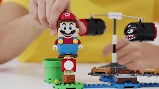 LEGO® Super Mario™ Boomer Bill gát kiegészítő szett 71366 - REGIO JÁTÉK