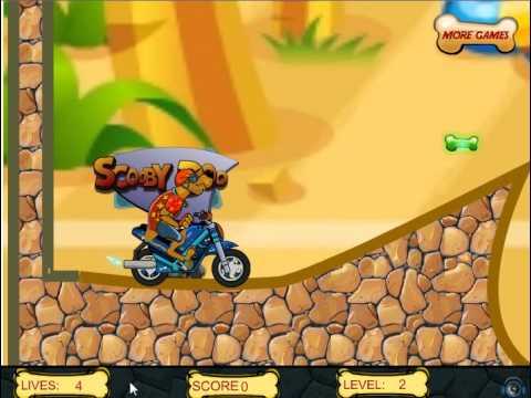 Scooby Doo Drive (Поездка Скуби Ду) - прохождение игры