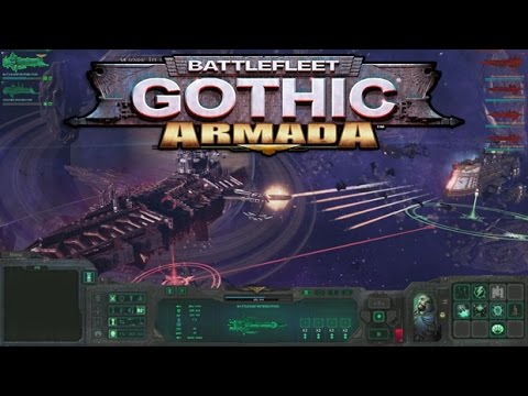 Battlefleet Gothic: Armada Angry Interview