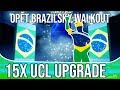 BRAZILSKÝ 89+ RATED UCL WALKOUT! | UCL PACK OPENING #2 | FIFA 19 CZ