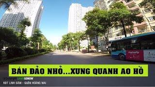 Nhà đất khu đô thị bán đảo Linh Đàm, Đại Kim, Hoàng Mai, Hà Nội - Land Go Now ✔