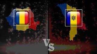 MOLDOVA VS ROMANIA [EUROVISION 2008-2018]