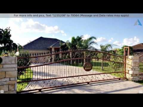 Priced at $220,000 - 23480 Hand Road, Harlingen, TX 78552