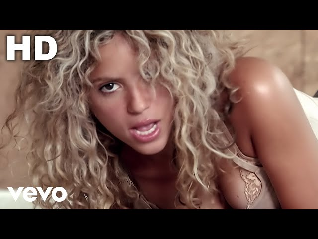Shakira - La Tortura (Video) ft. Alejandro Sanz