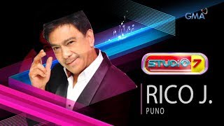 Studio 7: Tribute to the Total Performer, Rico J. Puno | Online Exclusive