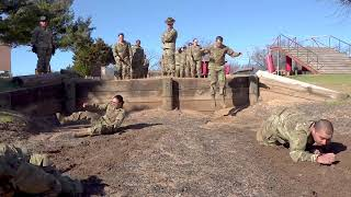 Bravo 1-31 Combat Conditioning Course - Grad 5/10/19