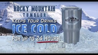 Rocky Mountain Tumbler YouTube poster