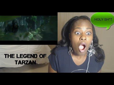 THE LEGEND OF TARZAN | Official Trailer -...