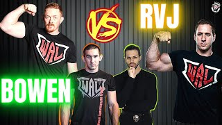 "Rob Vigeant Jr. vs. Ryan ""Blue"" Bowen 