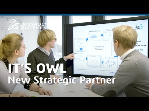 it's OWL: New Strategic Partner for Industry 4.0 - Dassault Systèmes