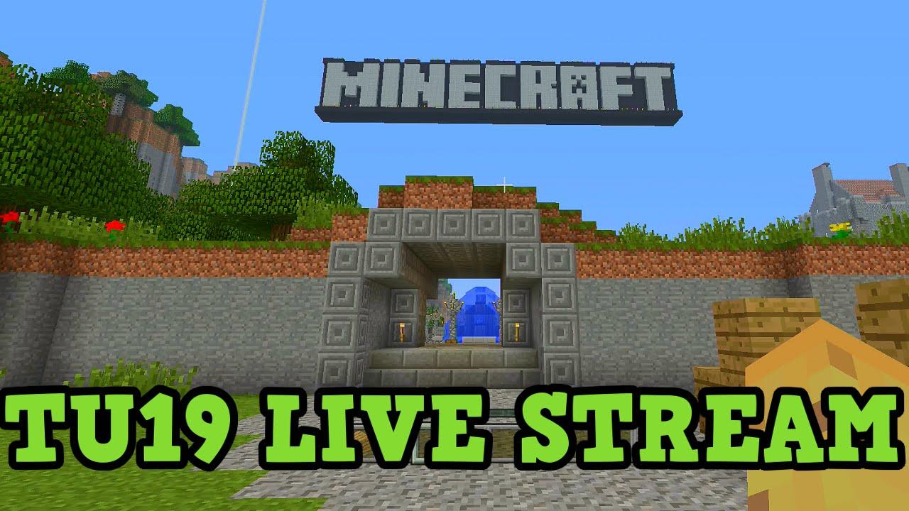 Minecraft xbox tu19 gameplay new tutorial world live youtube baditri Gallery