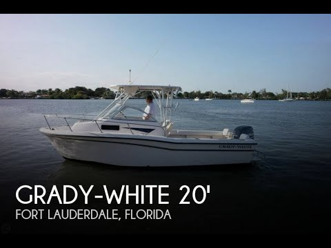 [UNAVAILABLE] Used 2003 Grady-White 208 Adventure in Fort Lauderdale, Florida