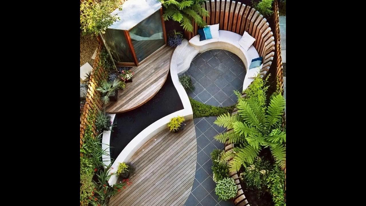 Hermosas ideas de dise o de jard n para peque os jardines for Diseno de jardin pequeno en casa