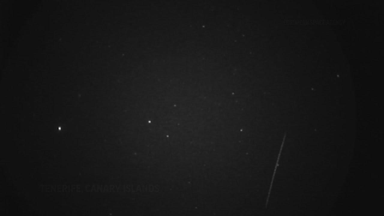 Observatory captures peak of Perseid meteor shower - Associated Press