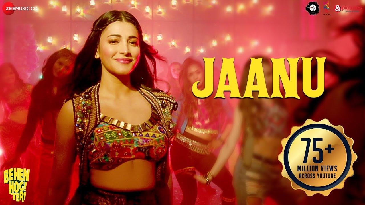 Jaanu | Behen Hogi Teri | Rajkummar Rao & Shruti Haasan | Shivi & Raftaar | Rishi Rich Juggy D