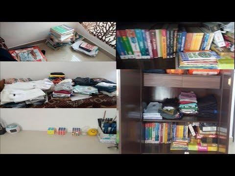 CHILDREN BEDROOM DEEP CLEANING||BEDROOM ORGANIZATION IDEAS||RAMA SWEET HOME