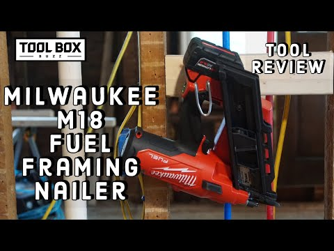 Milwaukee M18 FUEL Framing Nailer
