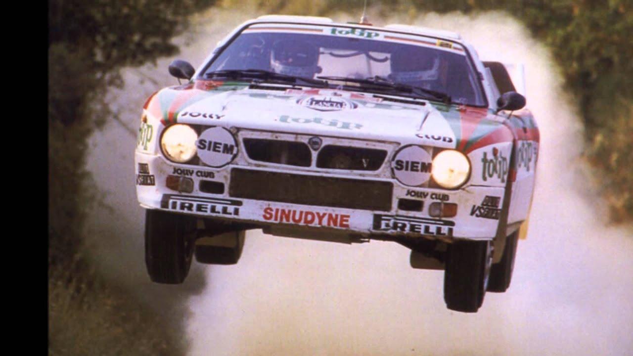 Lancia 037   All Racing Cars