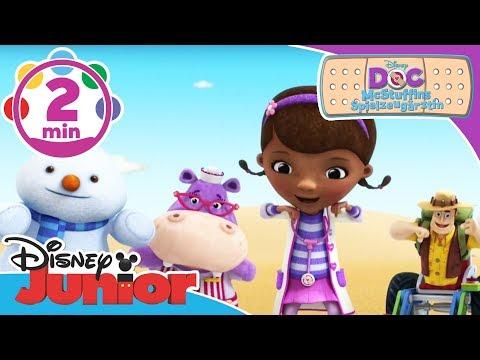 Wild und frei ♫ Doc McStuffins ♫ | Disney Junior Musik