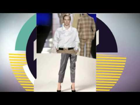 Женские рубашки из Италии и Англии от France66.ru - YouTube
