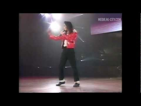 [HQ] Michael Jackson - History Tour (Helsinki) - Beat It