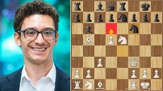 New Poison    Caruana vs Aronian    Sinquefield Cup (2019)